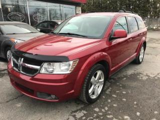 Used 2009 Dodge Journey SXT AWD 7 for sale in St-Eustache, QC
