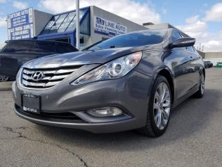Used 2011 Hyundai Sonata 2.0T Limited PUSH START|LEATHER SEATS|SUNROOF|HEATED SEATS|CERTIFIED|KEY LESS ENTRY|ALLOYS for sale in Concord, ON