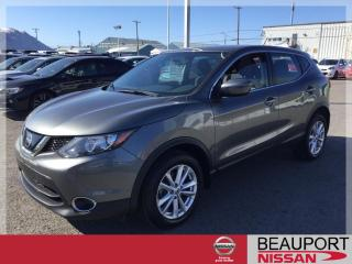 Used 2018 Nissan Qashqai SV AWD ***29 700 KM*** for sale in Beauport, QC