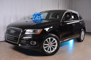 Used 2016 Audi Q5 Progressiv Toit pano for sale in Laval, QC
