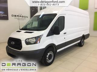 Used 2018 Ford Transit 350 Cargo High Roof for sale in Cowansville, QC