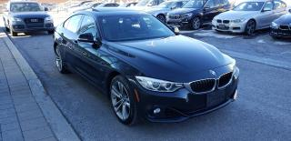 Used 2015 BMW 428i Xdrive Grand Coupe for sale in Dorval, QC