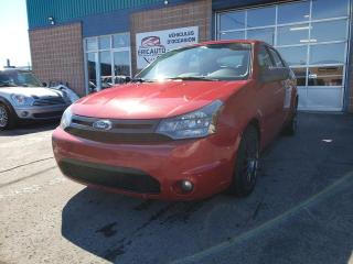 Used 2010 Ford Focus for sale in St-Eustache, QC