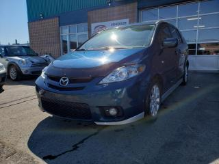 Used 2007 Mazda MAZDA5 GS A/C GR ELECT for sale in St-Eustache, QC