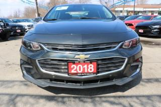 Used 2018 Chevrolet Malibu LT for sale in Brampton, ON