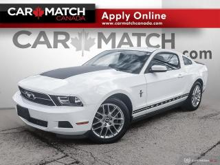 Used 2012 Ford Mustang V6 PREMIUM / LEATHER / PONY PKG for sale in Cambridge, ON