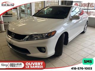 Used 2014 Honda Accord Ex-L-Navi A/c Siege for sale in Québec, QC
