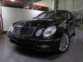 Used 2007 Mercedes-Benz E-Class E350|4MATIC|HARMAN/KARDON| for sale in Montréal, QC