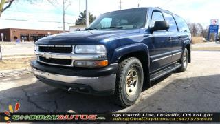 Used 2001 Chevrolet Suburban 4x4 for sale in Oakville, ON