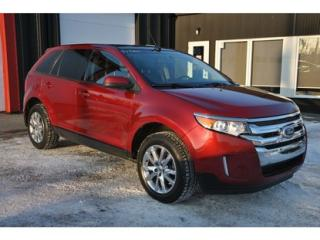 Used 2014 Ford Edge SEL AWD CUIR TOIT for sale in Saint-hubert, QC