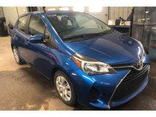 Used 2015 Toyota Yaris Le A/c Bluetooth for sale in Saint-hubert, QC