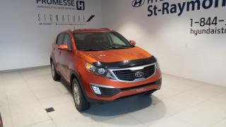 Used 2012 Kia Sportage LX + AUTOMATIQUE for sale in St-Raymond, QC