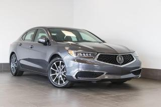 Used 2018 Acura TLX V6 Tech  * Pneus hivers inclus * for sale in Ste-Julie, QC