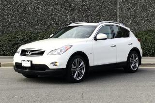 Used 2015 Infiniti QX50 Wagon for sale in Vancouver, BC