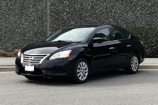 Used 2013 Nissan Sentra 1.8 S CVT for sale in Vancouver, BC