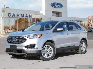 New 2019 Ford Edge SEL for sale in Carman, MB