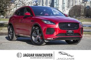 Used 2018 Jaguar E-Type P300 AWD R-Dynamic S *Certified Pre-Owned Warranty! for sale in Vancouver, BC