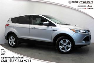 Used 2014 Ford Escape SE - 4WD LOW KMS - ACCIDENT FREE for sale in Regina, SK