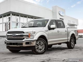 New 2018 Ford F-150 for sale in Winnipeg, MB