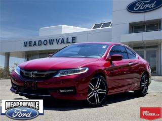 Used 2016 Honda Accord Coupe Touring for sale in Mississauga, ON