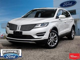 Used 2016 Lincoln MKC Select for sale in Mississauga, ON
