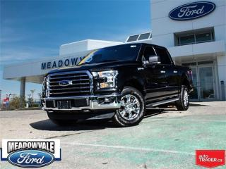 Used 2015 Ford F-150 Lariat for sale in Mississauga, ON