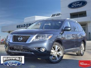 Used 2015 Nissan Pathfinder S for sale in Mississauga, ON