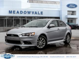 Used 2015 Mitsubishi Lancer Sportback SE for sale in Mississauga, ON