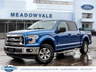 Used 2017 Ford F-150 XL for sale in Mississauga, ON