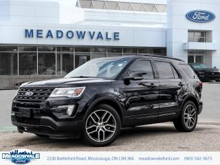 Used 2016 Ford Explorer SPORT for sale in Mississauga, ON