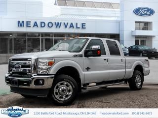 Used 2015 Ford F-250 LARIAT for sale in Mississauga, ON