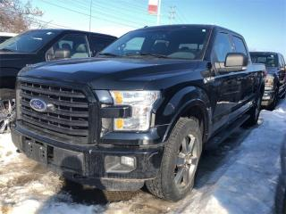 Used 2016 Ford F-150 SPORT for sale in Mississauga, ON