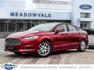 Used 2016 Ford Fusion for sale in Mississauga, ON