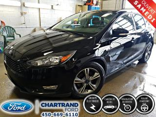 Used 2016 Ford Focus Hayon 5 portes SE for sale in Laval, QC