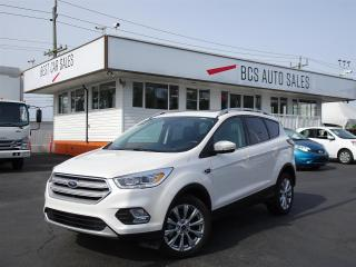 Used 2018 Ford Escape Titanium, Super Clean, Intuitive All Wheel Drive for sale in Vancouver, BC
