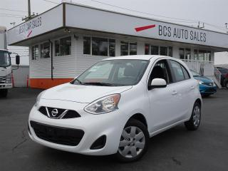 Used 2017 Nissan Micra Reliable, Only 13, 319 Kms, No Accidents for sale in Vancouver, BC