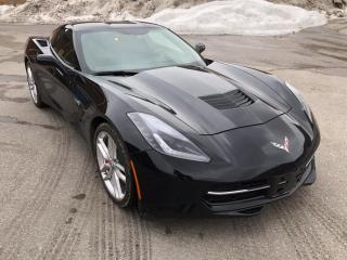 Used 2018 Chevrolet Corvette for sale in Ottawa, ON