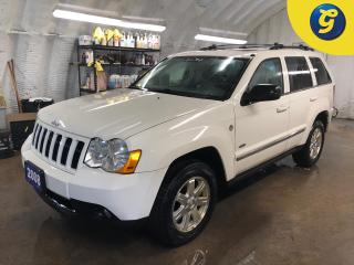 Used 2008 Jeep Grand Cherokee Laredo * 4WD*****AS IS SALE*****Navigation * Sunroof * Leather * Aftermarket DVD in-dash stereo * Remote start * Heated front seats/ mirrors *  Hands for sale in Cambridge, ON