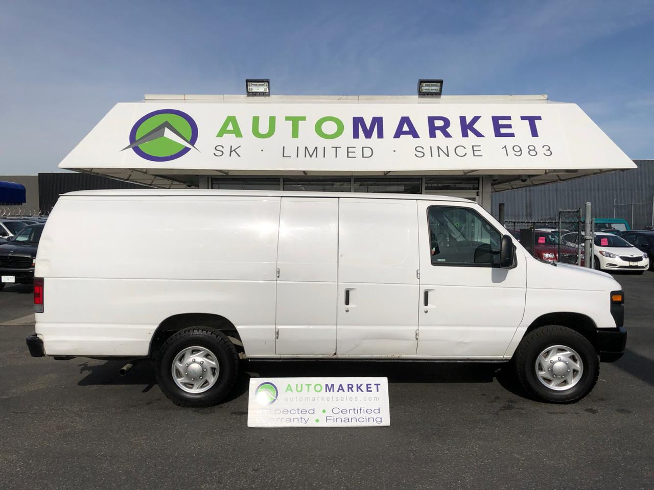 ed3ba638bb Used 2011 Ford E250 E-250 Extended CARGO FINANCE IT! for Sale in Langley