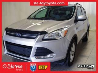 Used 2015 Ford Escape Se Awd, Navigation for sale in Québec, QC