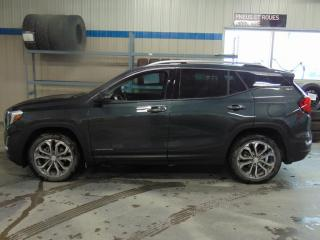 Used 2018 GMC Terrain SLT for sale in Amos, QC