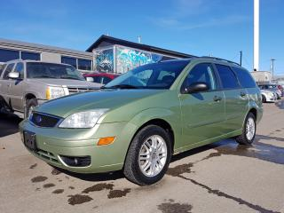 Used 2007 Ford Focus SES for sale in Calgary, AB