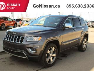 Used 2016 Jeep Grand Cherokee LIMI for sale in Edmonton, AB