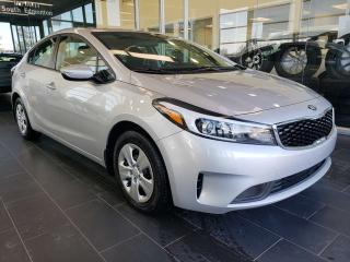 Used 2018 Kia Forte LX, ACCIDENT FREE, LOW KMS for sale in Edmonton, AB