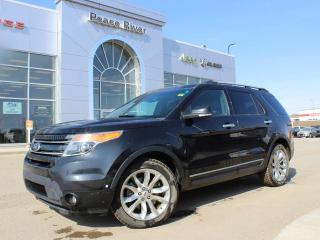 Used 2014 Ford Explorer LIMITED for sale in Peace River, AB