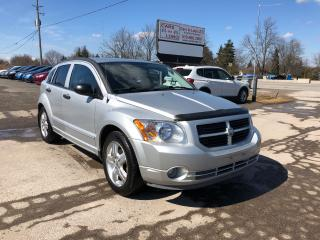 Used 2007 Dodge Caliber SXT for sale in Komoka, ON