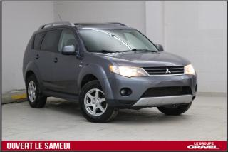Used 2009 Mitsubishi Outlander XLS AWD 7 PLACES for sale in Montréal, QC
