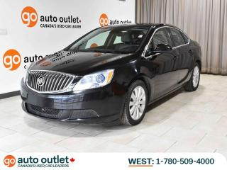 Used 2016 Buick Verano A/C, Cruise control, Aux, Hands free for sale in Edmonton, AB