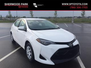 New 2019 Toyota Corolla LE ECO for sale in Sherwood Park, AB