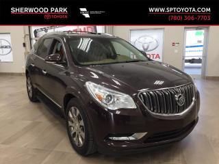 Used 2017 Buick Enclave Premium for sale in Sherwood Park, AB